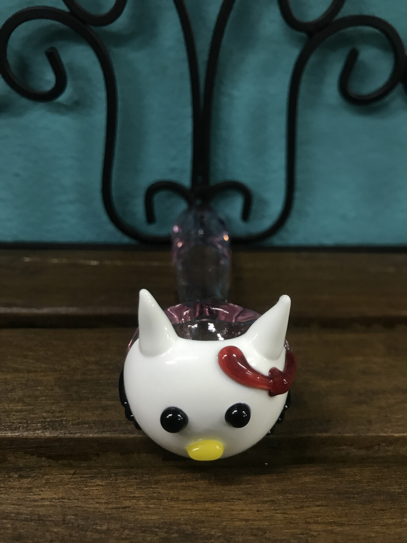 מקטרת (פייפ) זכוכית דגם קיטי