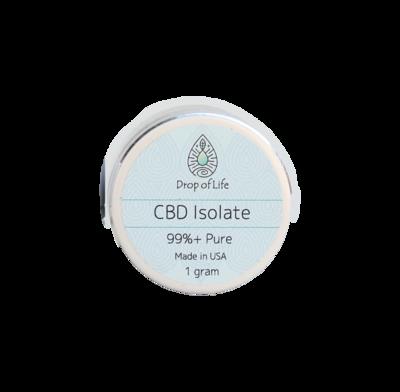 Drop Of Life 99% CBD Isolate Powder
