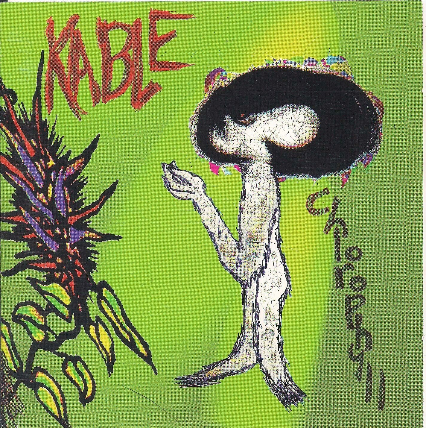 """Kable CD """"Chlorophyll""""  SOLD OUT"""