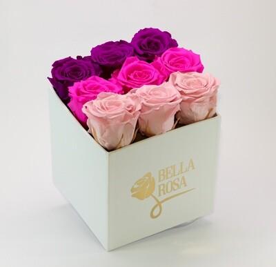 Arreglo de 9 Rosas