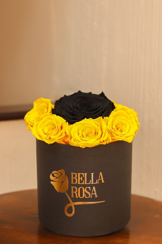 Arreglo de 8 Rosas