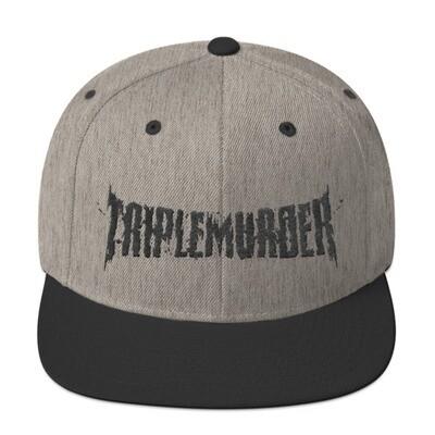 TM Snapback Hat