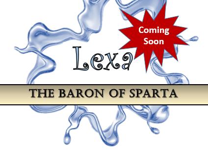 Lexa the Spartan Princess (Book 3 of 3)