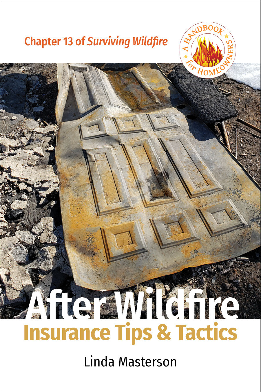 After Wildfire: Insurance Tips & Tactics