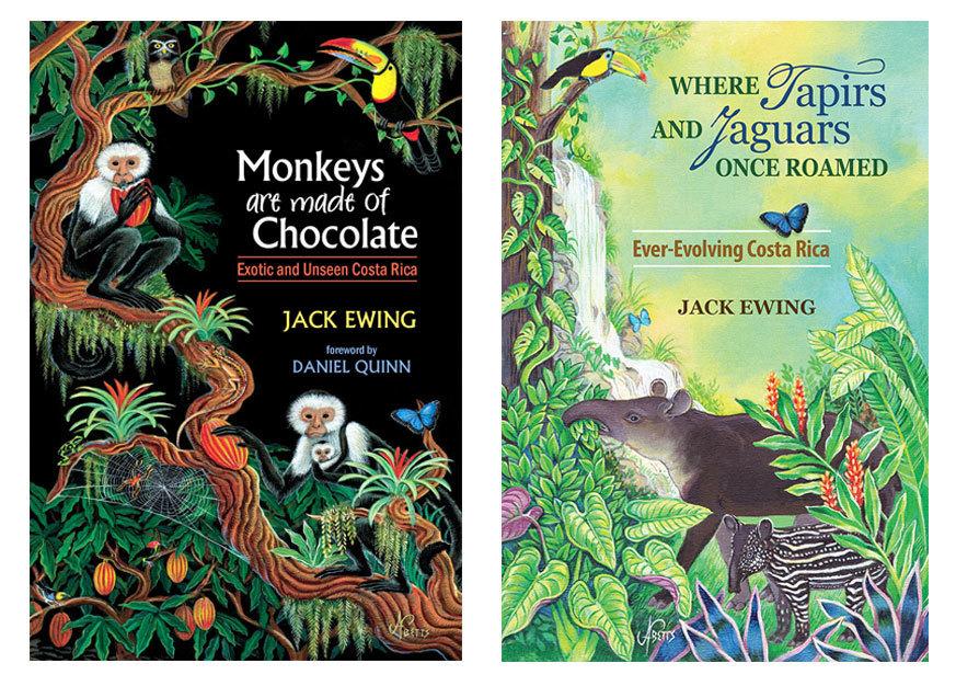 Costa Rica Book Bundle