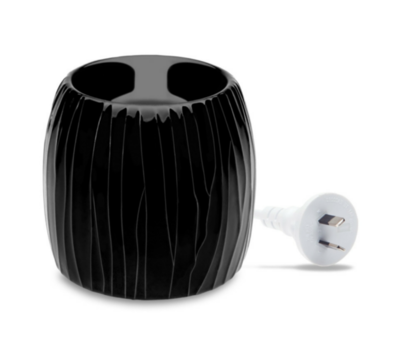Black Pearl Wax Warmer