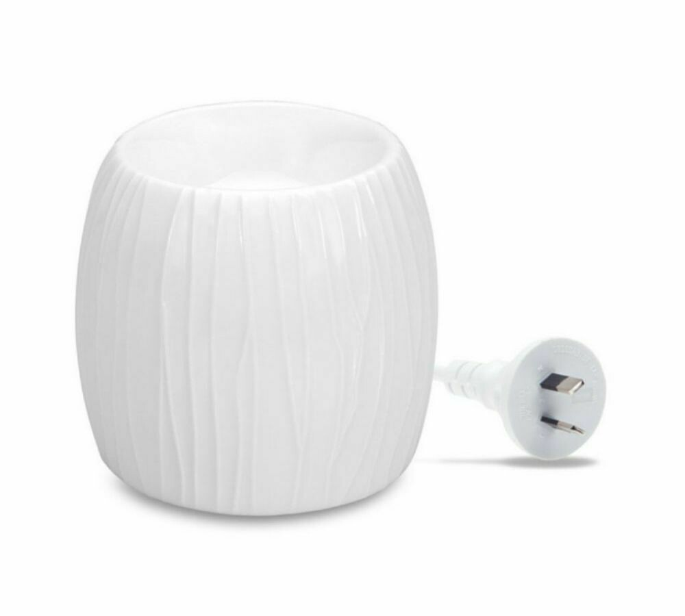 White Pearl Wax Warmer
