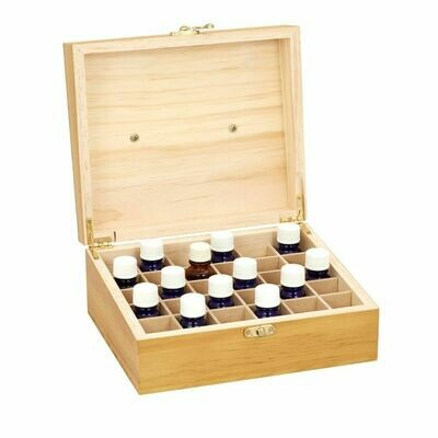 Executive Essential Oil Storage Box - 30 slots