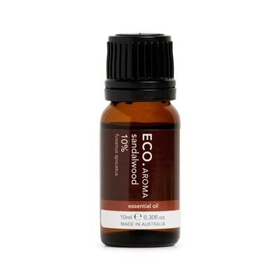 ECO. Aroma Sandalwood (10%) 10mL