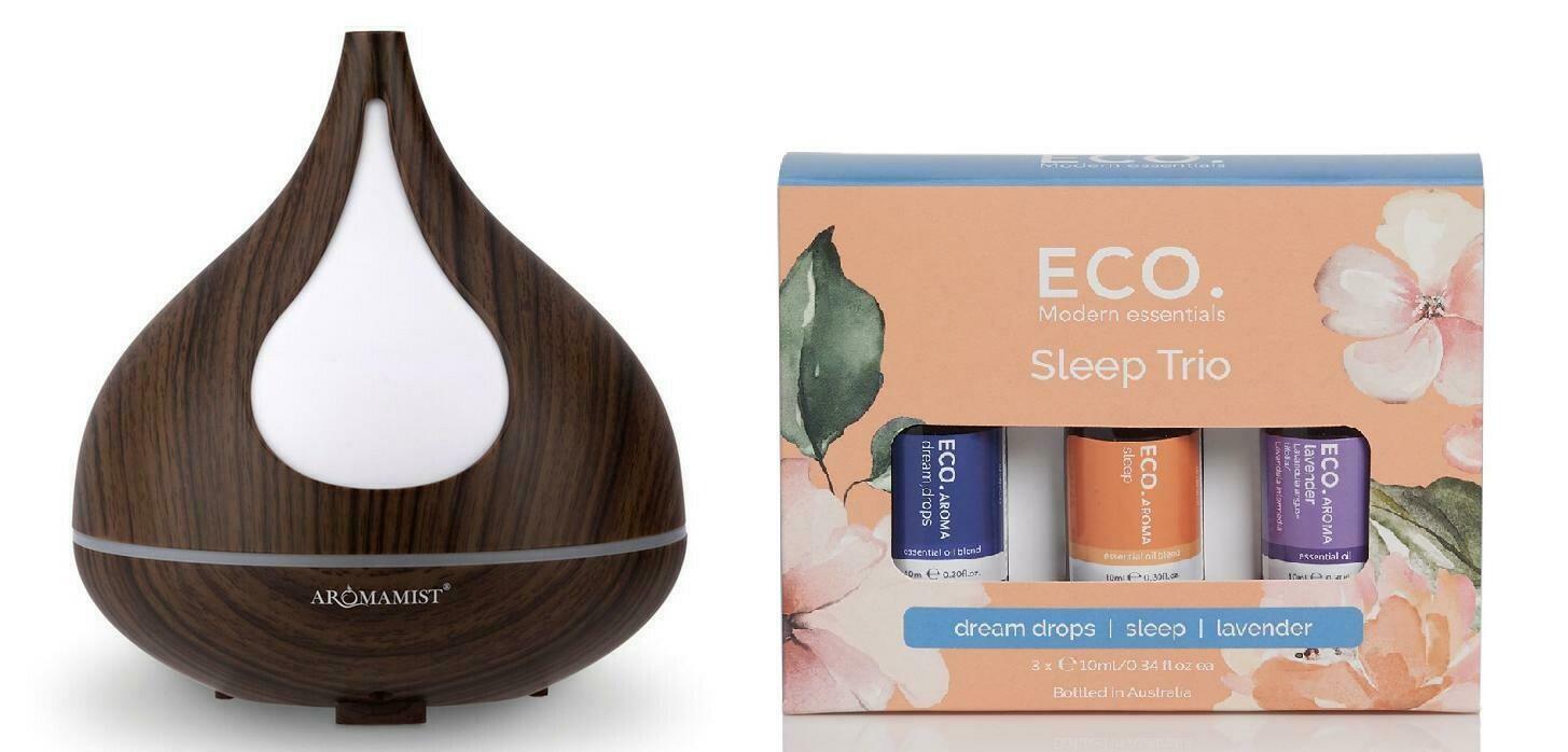 Anise Diffuser & ECO. Aroma Sleep Trio