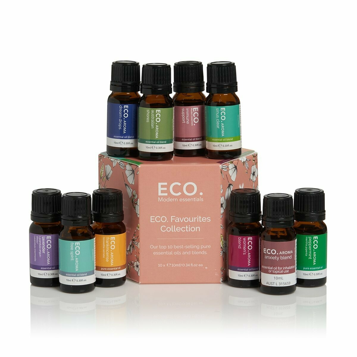 ECO. Aroma Favourites Collection 10 Pack