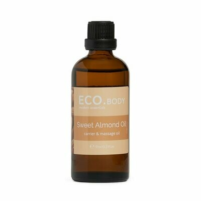 ECO. Sweet Almond Carrier Oil 95ml