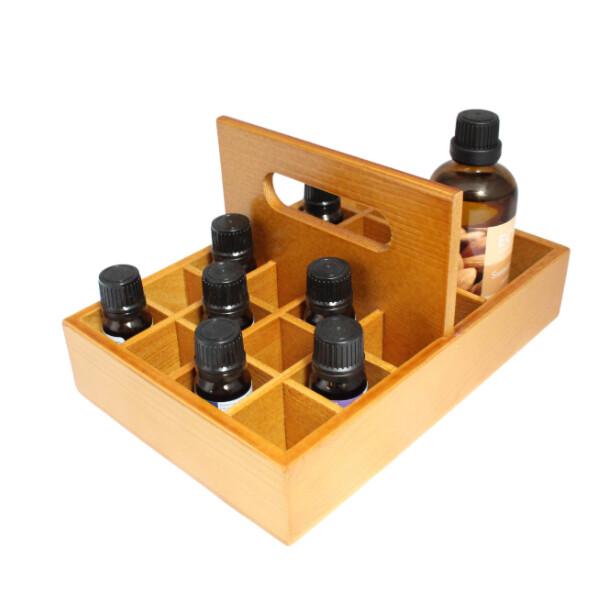Essential Oil Carry Basket - 21 Slots