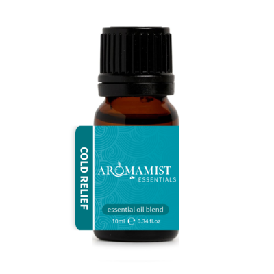 Cold Relief Essential Oil Blend 10ml