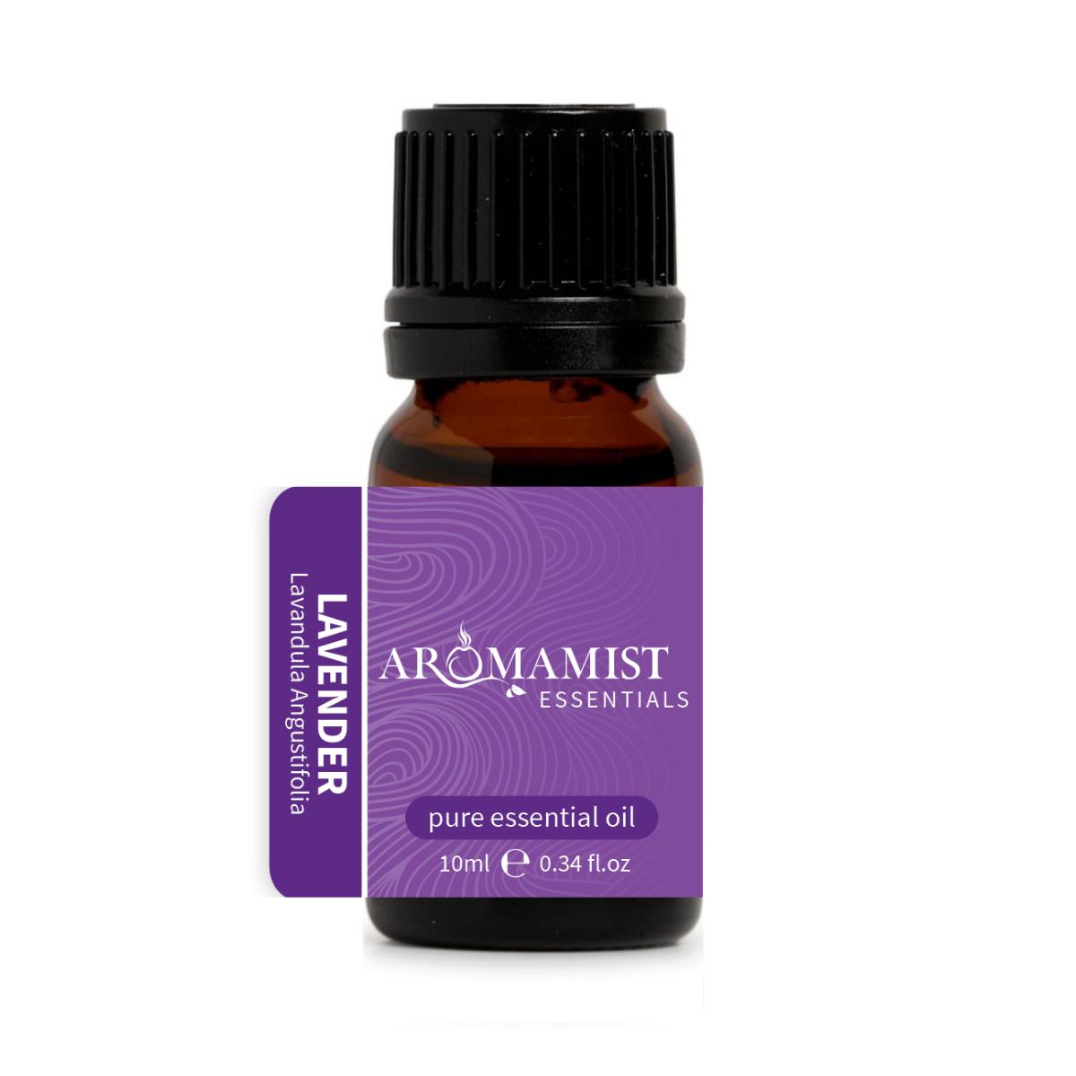 Lavender Pure Essential Oil 10ml