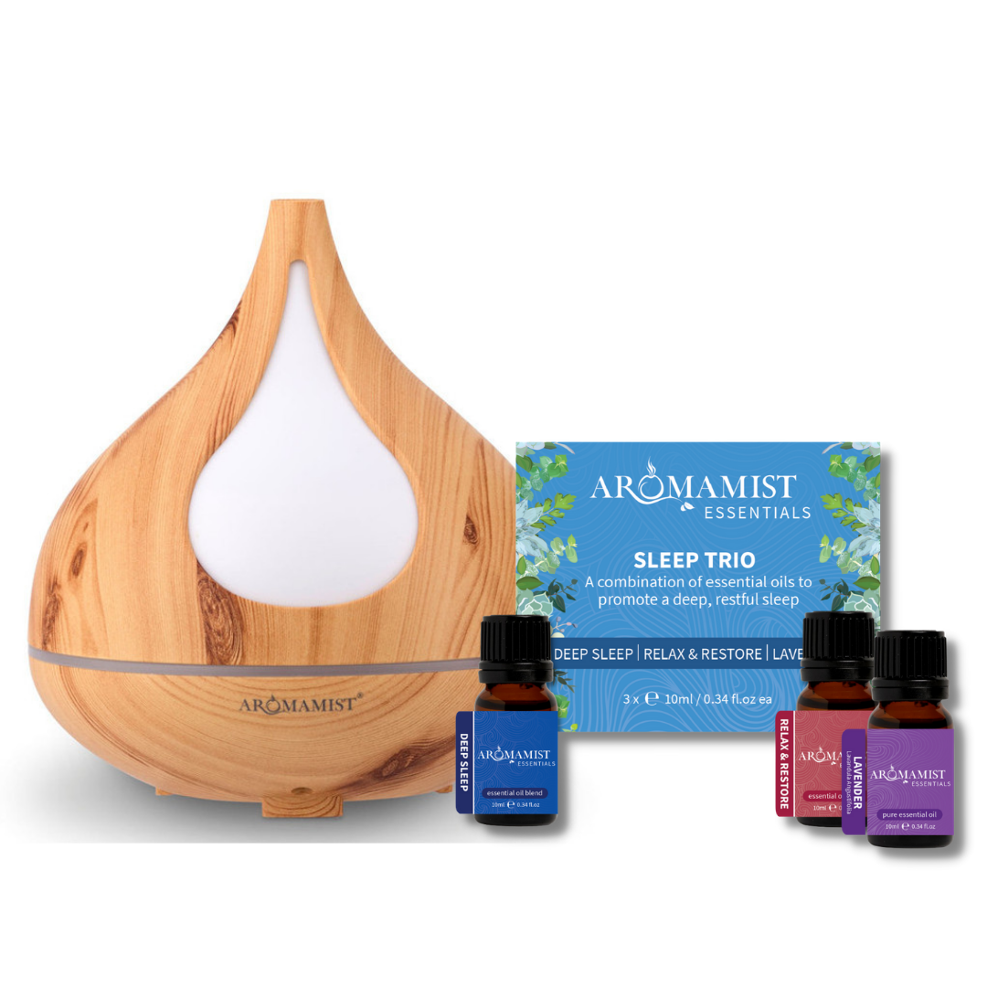 Beech Diffuser & Sleep Trio