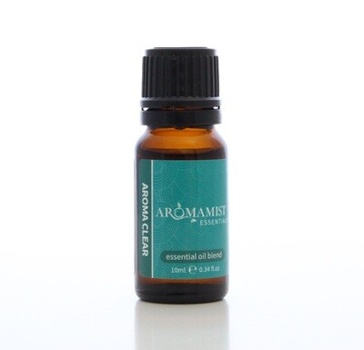 Aroma Clear Essential Oil Blend 10ml