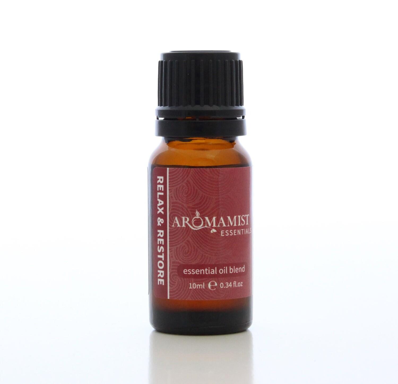 Relax & Restore Essential Oil Blend 10ml