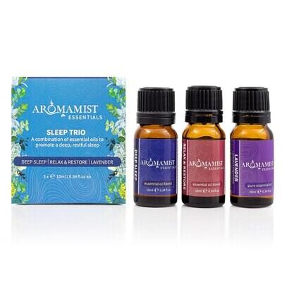Sleep Trio Pack (Deep Sleep Blend, Relax & Restore, Lavender)