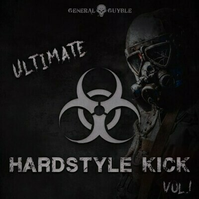Ultimate Hardstyle Kick Vol.1