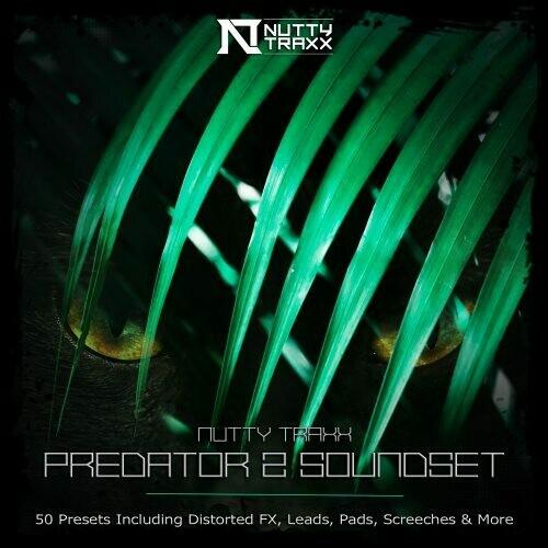 Nutty Traxx - Predator 2 Soundset Vol.1