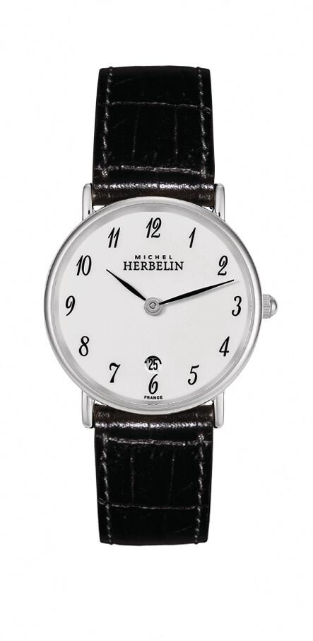 Ladies Michel Herbelin watch 16845/S28