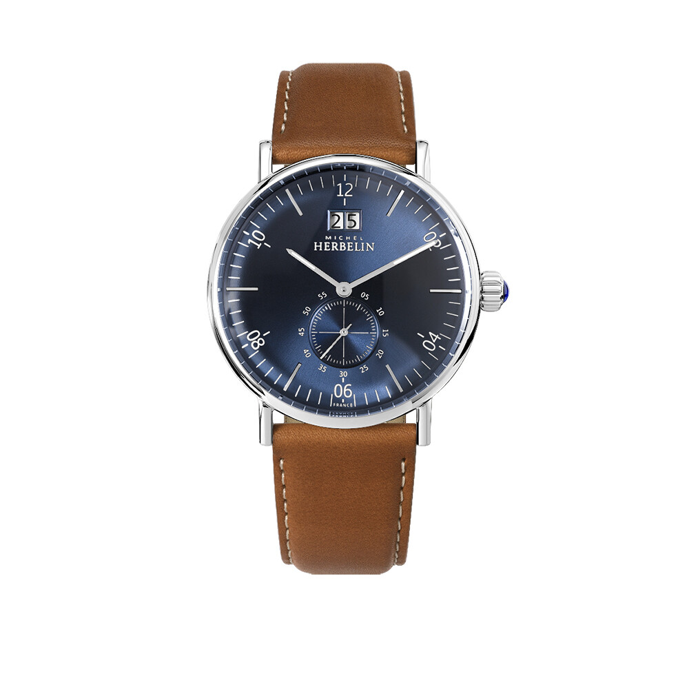 Gents Michel Herbelin INSPIRATION quartz watch 18247/15G0