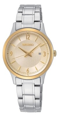 Seiko SXDH04P1 Ladies Bi-Colour Quartz Watch