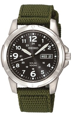 Seiko SNE095P2 Gents Solar Watch
