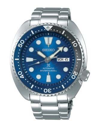 Seiko SRPD21K1 PROSPEX Save the Ocean Automatic Divers Watch