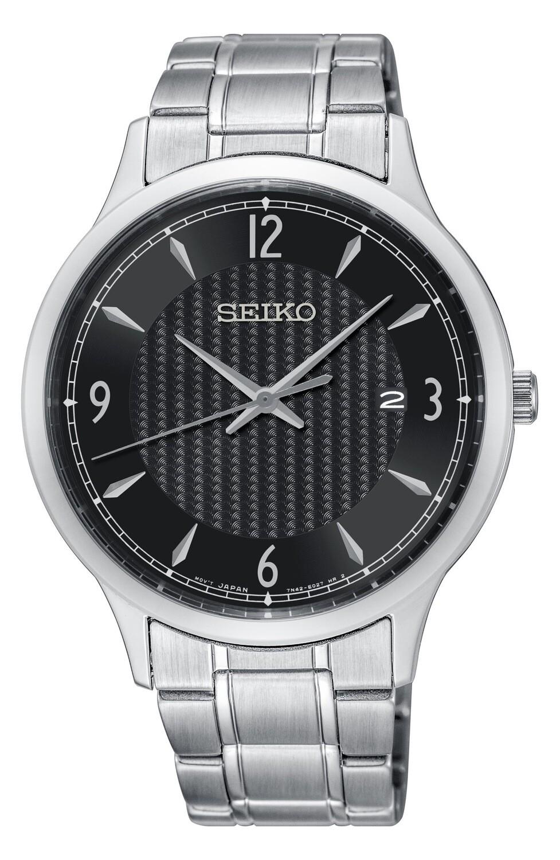 Seiko SGEH81P1 Gents Quartz Bracelet Watch