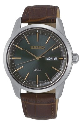 Seiko SNE529P1 Gents Solar Powered Quartz Watch