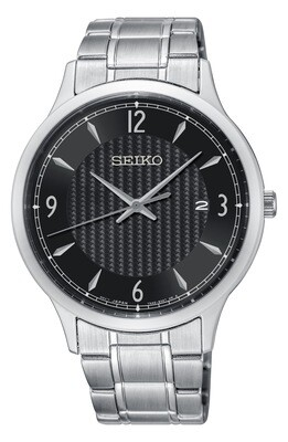 Seiko SGEH81P1 Gents Quartz Bracelet Watch