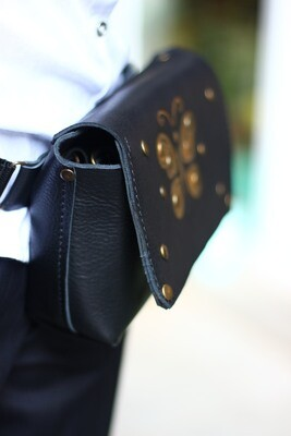 წელის ჩანთა 23x13x5 სმ - Waist Bag
