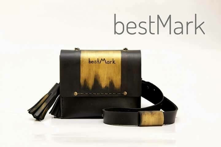 ჩანთა 20x15x10 სმ - Leather Messenger Bag