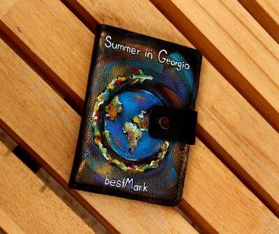 Passport Cover 15x11 cm