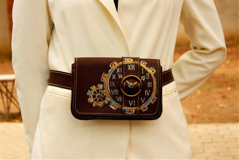 წელის ჩანთა 20x12x7 სმ - Waist Bag