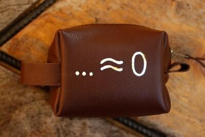 კოსმეტიკის ჩანთა 15x11x7 სმ | Make Up Bag