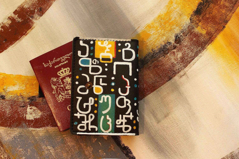 bestMark საპასპორტე - Passport Cover 15x11 cm