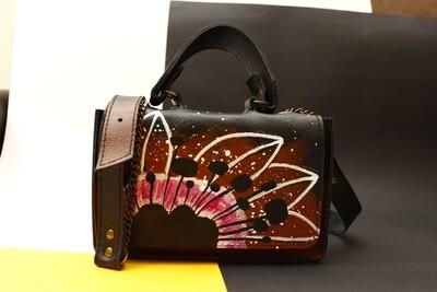 bestMark ჩანთა 20x13x8 სმ - leather handbag