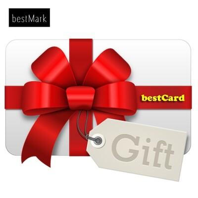 bestCard - ეს სასაჩუქრე ბარათია