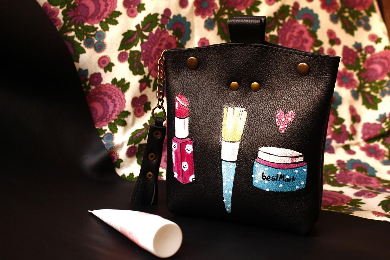 bestMark კოსმეტიკის ჩანთა* Make Up bag
