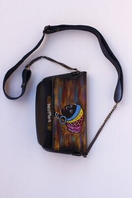 bestMark ჩანთა 23x15x5 სმ - leather handbag