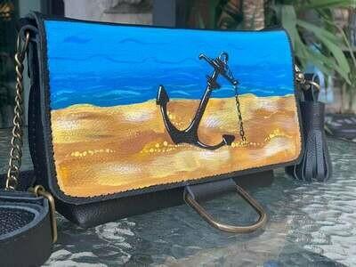 bestMark ჩანთა 23x13x5 სმ - leather handbag