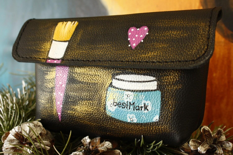 bestMark კოსმეტიკის ჩანთა 17x10x4 სმ | Make Up Bag
