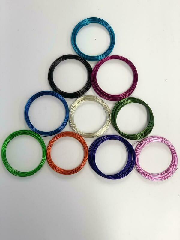 Aluminium Wire 100g 2mm
