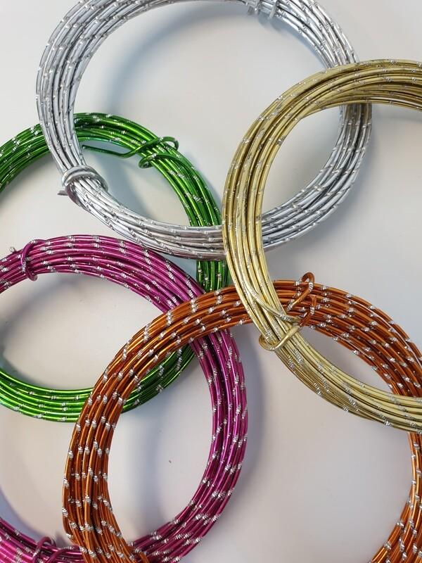 Aluminium Wire Diamond Cut