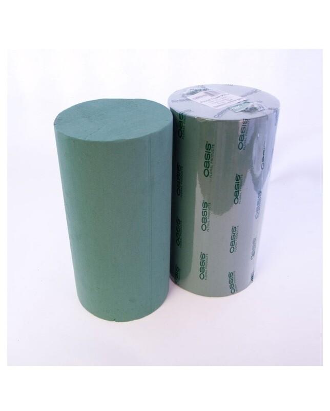 Foam Pillar Wet
