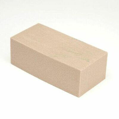 Foam Single Brick Dry