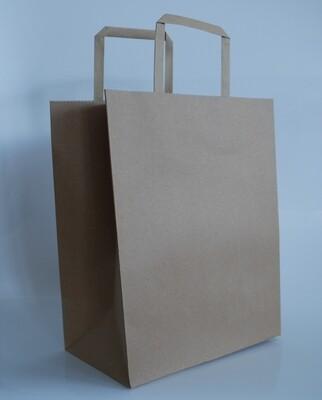Gift Bag Kraft Large.